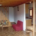 Appartement Mont Blanc - Vue salon
