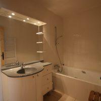 Appartement Le Pilier - Salle de bains